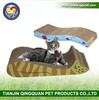 Cat Application Luxury Corrugated Cardboard Cat Scratcher