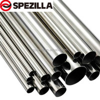 Outside Inside Polished Stainless steel pipe sanitary tube welded sanitary tubing