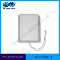 LTE tdd/ fdd USB Dongle 2.6GHz Panel Antenna for Combiner and Distributor