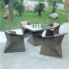 wholesale garden furniture set table and chair, rattan furniture chair, wicker outdoor furniture HFC-088