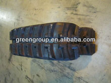 kubota rubber track ,CHAIN ON RUBBER TRACK PAD,