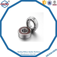 Cheap hot selling singapore deep groove ball bearing 6902