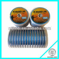 Top Quality 0.65mm 71.7KG PE Braid Fishing Line