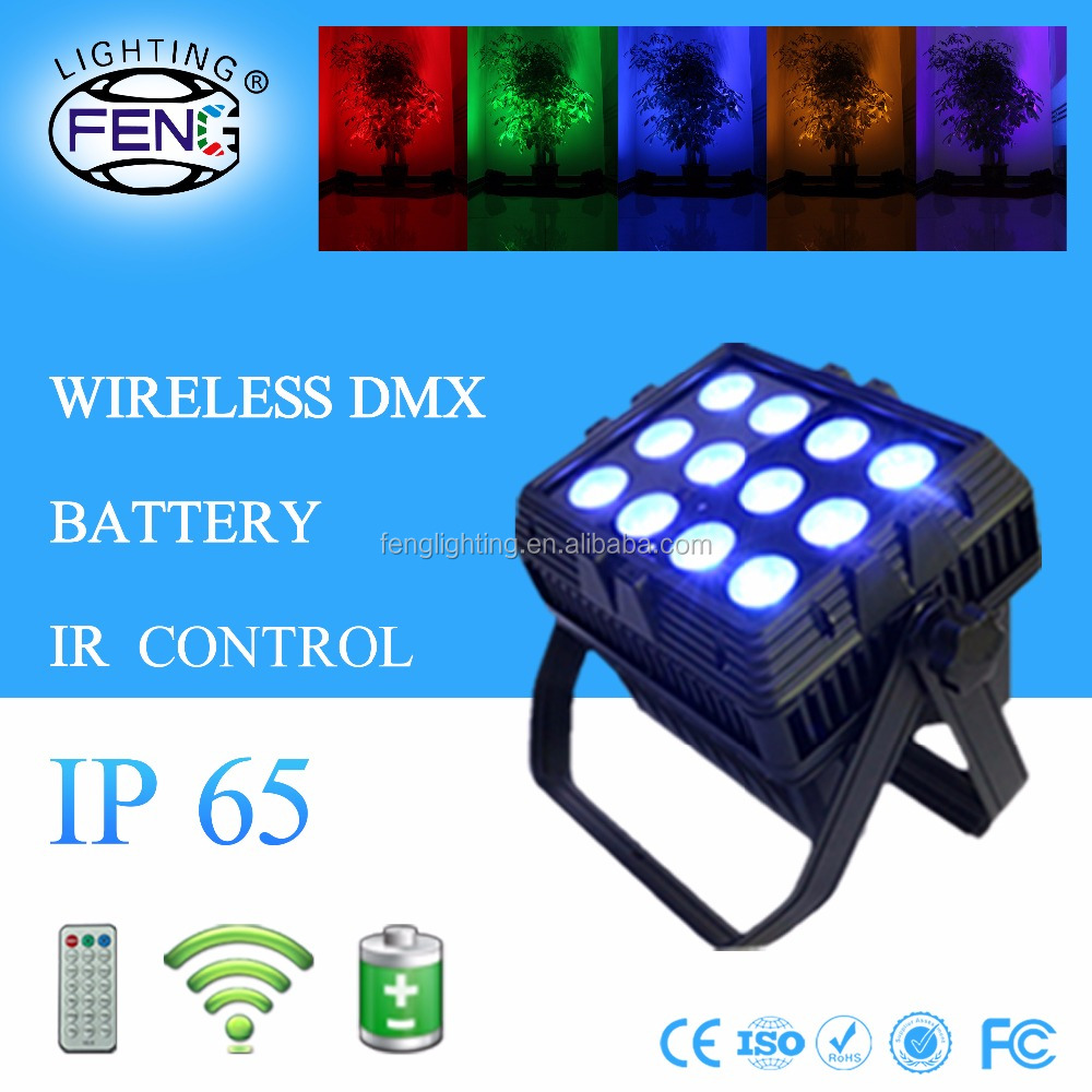 IP65 Outdoor Waterproof Par Can LED Mini Party Lights Portable Laser Projector Sound Systems DJ Equipment