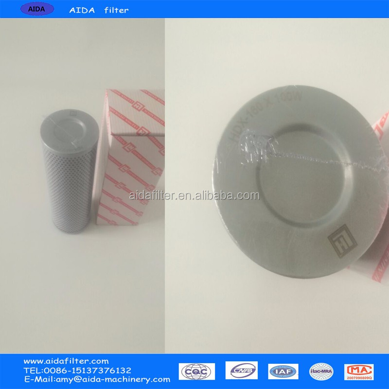 FBX-1000*30 LH hydraulic Leemin filter element for power industry Leemin hydraulic oil filter cartridge/strainer