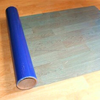 "For house use adhesive Carpet Protection Film 36"" W x 200' L"