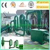 With 3 Drying Rooms Large Wood Powder Pipe Dryer Machinery