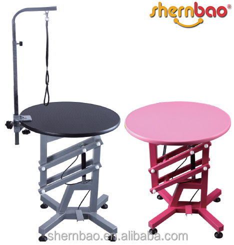 Shernbao FT-831 Air Lift Pet Grooming Table for Small dogs