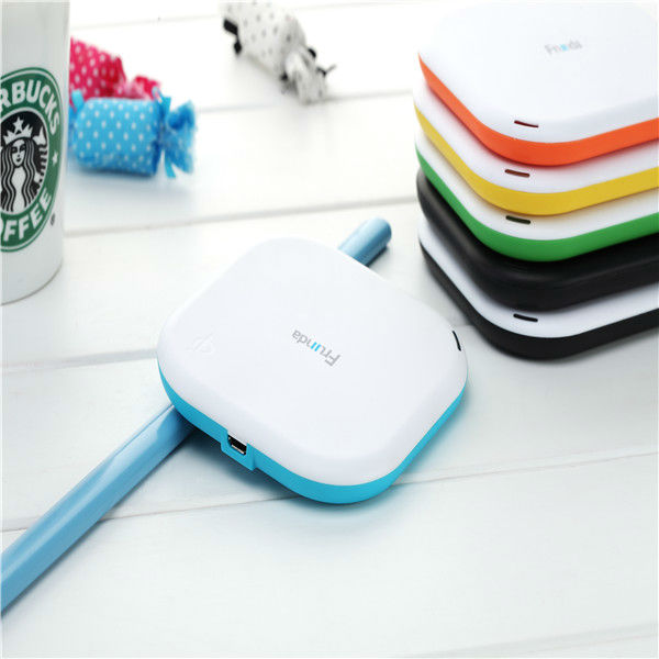 Qi Wireless Battery Charger for Samsung Galaxy Note 2,s2,s3,I9300,s4,I9500,six colors in stock