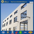 Low cost high rise prefab construction design steel structure warehouse building