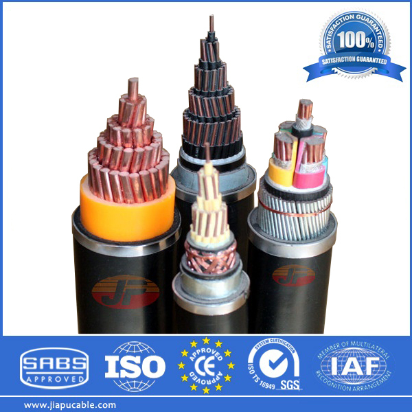 XLPE Power Cables Manufacturers Direct Supply High Performance XLPE Insulated Power Cable with Cu/Al Conductor