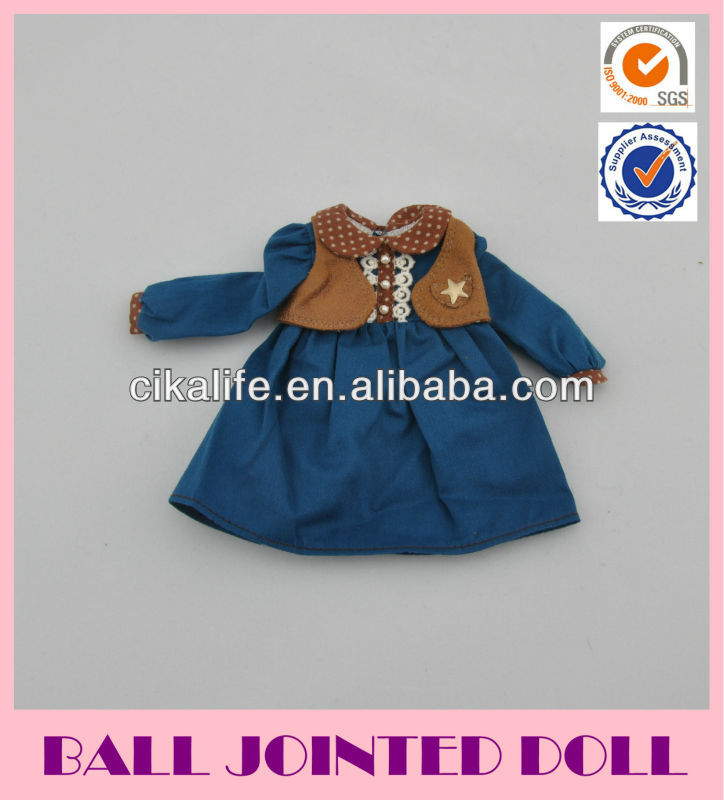 Hot sale ECO-Friendly pullip doll clothing