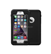 For iPhone 6 6S Waterproof Case, IP-68 water proof Shockproof Dirt Proof Snow Proof Heavy Duty Full Body Skin Case Protective