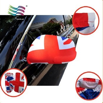 wholesale cheap all countries cheap car side mirror flag cover for suzuki
