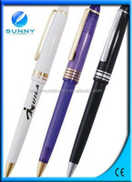 hot sale free ink roller ball pen ,metal ball point pen world market