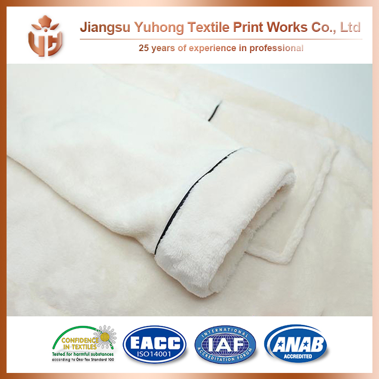 China Market Best Sell New Design Soft Touch Cashmere Bathrobes On Sale With Excellent Color Fasteness