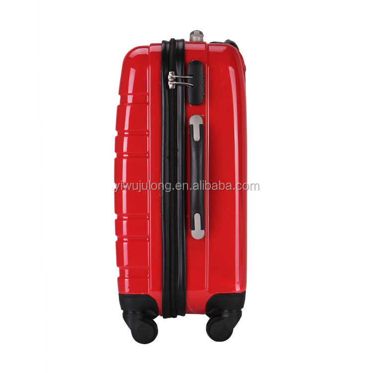 3 Pcs Luggage Travel Set 360 Degree Wheel ABS+PC Trolley Carry On Suitcase