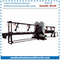 vertical band sawmill,log cutting machine,timber band saw
