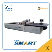 CNC textile fabric cutting machine, automatic cloth cutting machine, garments computerized cutting table