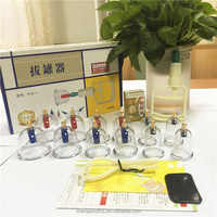durable hijama cupping set cupping therapy / hijama with wholesale price