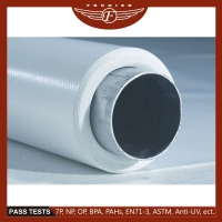 High cost performance transparent plastic soft PVC film