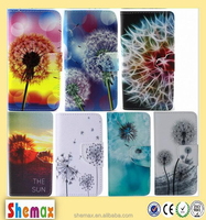 Dandelion Printed 3D Smart phone Case and Flip Cover Sublimation Printing for LG K4