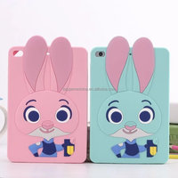 Judy Bunny 3d Silicone case For iPad Mini 1234