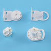 Factory Direct 28mm window roller blinds mechanism clutches and brackets