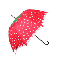 New Arrival christmas umbrella santa claus umbrella