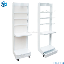Multifunctional phone case display rack/wall shelf for nail polish/comic book display rack