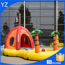 Inflatable fun city kids playground inflatable children playground equipment outdoor for sale