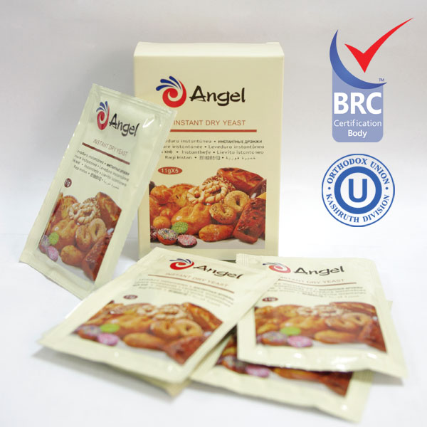 Angel sachet Yeast 5g,10g,11g,12g,15g, for bread