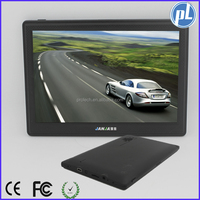 Made by china Russian car Gps navigation 7inch touch screen 8G flash car navigation mp3/mp4 players gps navigator