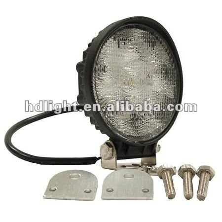 18W led work light with magnetic base fot truck