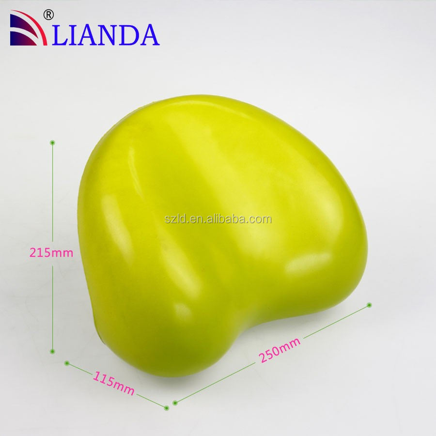 Pu Bath Pillow With Suction Cup,Custom Color Plastic ...