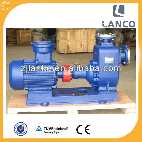1.5 Inch Electric Motor Driven Centrifugal Oil Pump