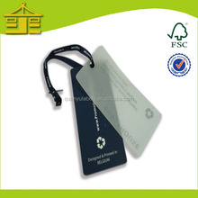 2014 customized logo print carpet hang tags,carpet hang tags with string from Quan Yu company