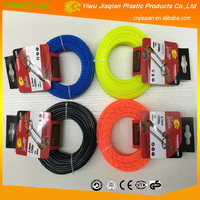 2.4mm Diameter Wire Heavy Duty Circle Co-Polymer Trimmer / Garden Line Trimmer / Grade Tough Nylon Grass Cutting Line
