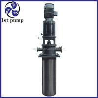 Multistage vertical barrel pump submerged centrifugal pump