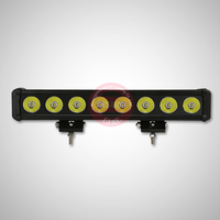 80W AUTO LED WORK LIGHT BAR,80W CREE 10-45V DC 6000K CAR LED DRIVING bar light