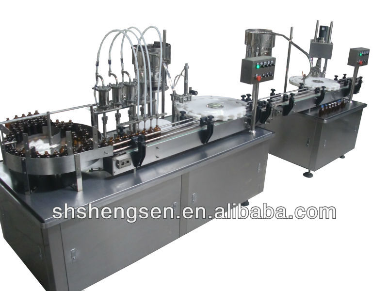 Automatic Disinfectant Production Line