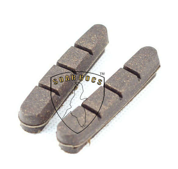 Soarrocs bicycle parts SMN/CNPL brake pads replacement for carbon rims use