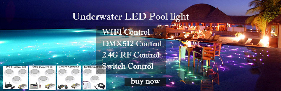 IP68 underwater par56 led pool light 35w