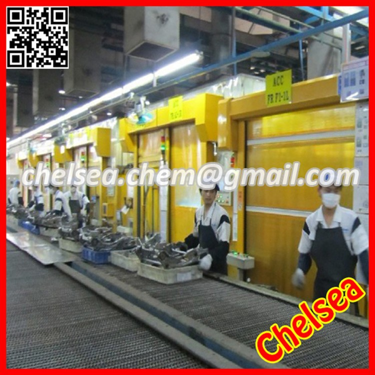 High Performance Fast Action Roller Plastic Shutter Door