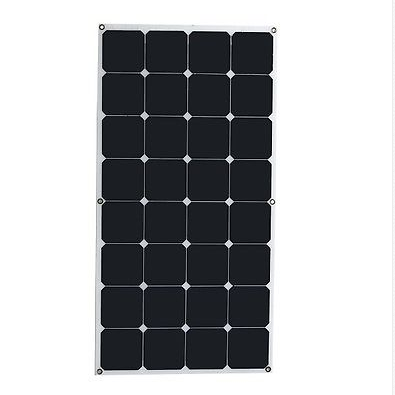 SUNPOWER FLEXIBLE SOLAR PANEL 100W BACK CONTACT SOLAR CELLS