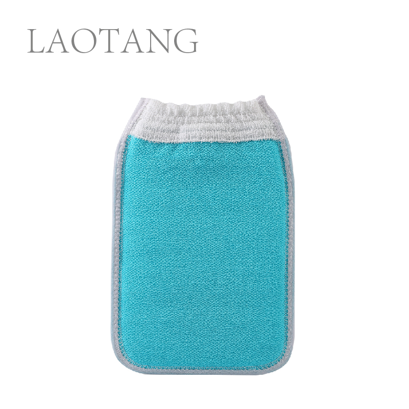 2017 new design cleaning product remove horniness bath mitt