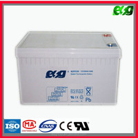 12V 200AH Deep Cycle Battery AGM Battery For Solar & Wind System