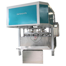 Automatic Moulded Pulp Egg Carton Forming Machine /Paper Tray Production Line with Touch Screen