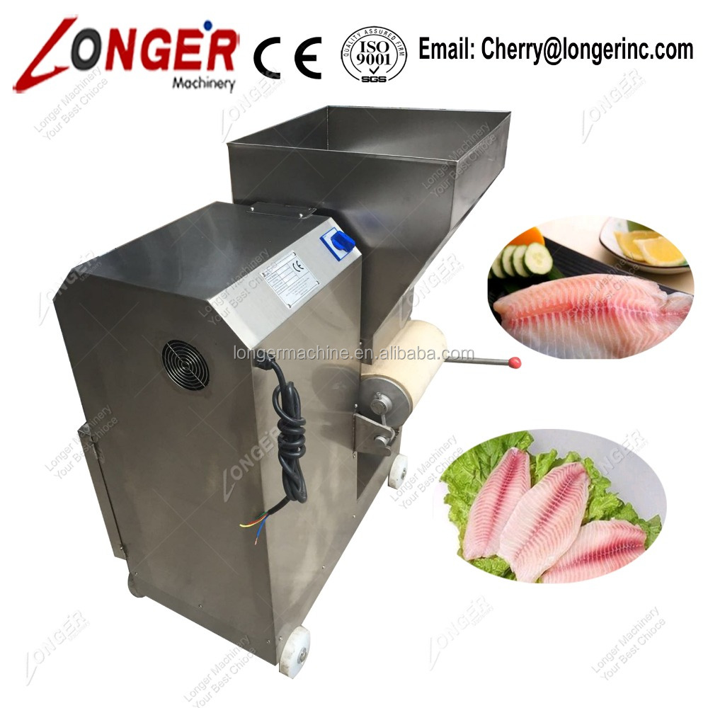 Minced Fish Taking Machine|Minced Fillet Separating Machine