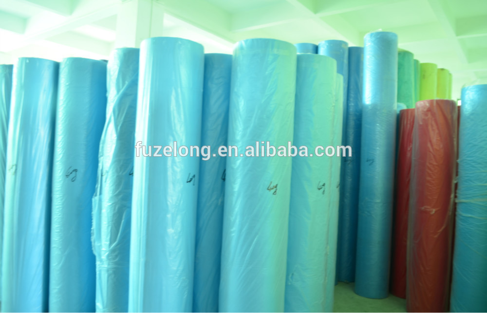 PP+PE Disposable Hospital Safety Non woven Operating gown Isolation Gown